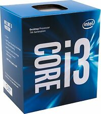 Intel Core i3-7100 7th Gen Core LGA 1151 Desktop Processor 3M Cache,3.90 GHz