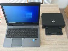 HP ZBook 15 G2 Mobile Workstation | 24GB RAM | i7-4800MQ 2.70Ghz | 480GB SSD