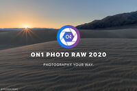ON1 Photo RAW 2020 Full Last version 15 - for Windows