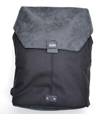 ZWEI Olli 14 O14 noir schwarz Neu Rucksack Daypack Backpack 14l. Laptop
