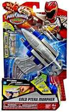 POWER RANGERS DINO Super Charge ORO PTERA Morpher