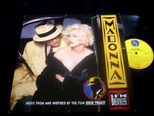 MADONNA/DICK TRACY/I'M BREATHLESS/GERMAN PRESS