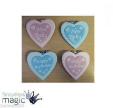 Productos de decoración de color principal azul de madera para niños