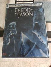 Freddy Vs Jason - Dvd . Used