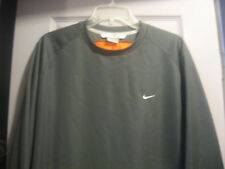 MENS NIKE L/S CREW NECK SHIRT SIZE LARGE NEW!
