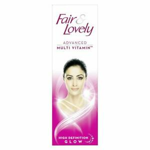 FAIR AND LOVELY 50gm ADVANCED SKIN CREAM BUY NOW (Glow & Lovely)