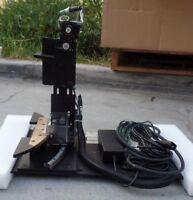 HP T-608950 3d Scanner Mechanics Angular Axis