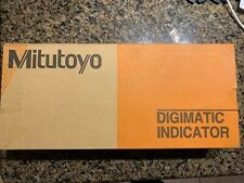 Mitutoyo Digimatic Indicator 543 490b Id C150xb New
