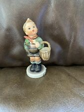 Vintage Hummel Goebel Figurine, 'Village Boy' 51 2/0