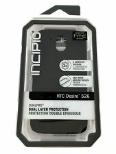 Incipio DualPro Dual Layer Case for HTC Desire 526 Black HT-427-BLK-V