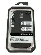 Incipio DualPro Dual Layer Case for HTC Desire 526 Black HT-427-BLK-V