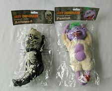 Jeff Dunham Window Clings Achmed & Peanut Unopened 2012 By NECA