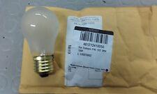 lampadina E27 - 40W per frigorifero americano - WHIRLPOOL 481213418056