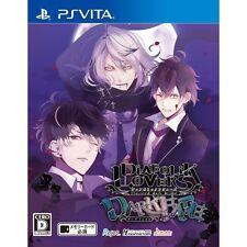 NEW PS Vita DIABOLIK LOVERS DARK FATE Japanese from Japan
