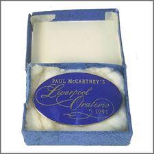 Paul McCartney 1991 Liverpool Oratorio Pin Badge (UK)