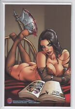 Zenescope Escape From Wonderland #1 (Fantastic Realm Naughty Exclusive)  VF/NM *