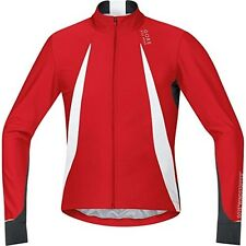 GORE BIKE WEAR, Mens, Cyclist Jersey, Long Sleeves, Warm, GORE WINDSTOPPER, S,