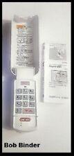 Genie Intellicode Wireless Keypad GK-BX 37224R Garage Door Opener