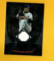 D13587 2008 Bowman Sterling #FC Fausto Carmona INDIANS JERSEY