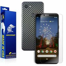 ArmorSuit - Google Pixel 3a Screen + Black Carbon Fiber Full Body Protector