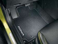 Genuine Hyundai KONA velluto tappeto pedane, NERO J9143ADE10
