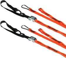 RFX RACE SERIES MOTOCROSS TIE DOWN STRAPS ORANGE - KTM SX50 SX65 SX85 2018