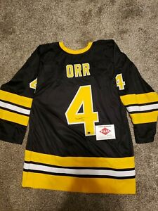 Bobby Orr Signed Jersey