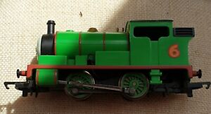 Hornby Thomas 00 Gauge 0-4-0 Percy Locomotive No 6 Used Unboxed Runs used