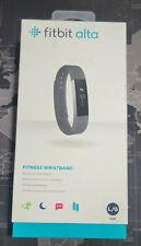 Fitbit Alta Fitness Tracker - Black - Large *BRAND NEW*