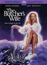 THE BUTCHER'S WIFE (DVD, 2001, Sensormatic) - NEW RARE DVD