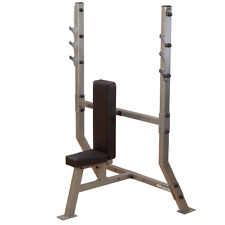 Shoulder Press Olympic Bench