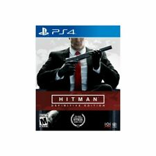 [NEW] [SEALED] Hitman: Definitive Edition - Playstation 4 PS4