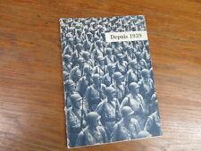 Brochure guerre 39/45 DEPUIS 1939 imprimé vers 1944 par Office guerre des USA