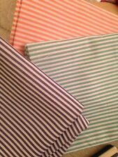 VINTAGE STRIPPED FABRIC BUNDLE BOUGHT IN PORTUGAL