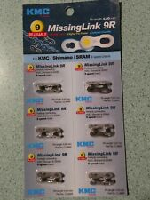 KMC MissingLink 9Speed, Chain Link 6 pack