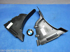 BMW e38 Coque New Set Cover New Air Duct Front below right left 8150449 8150450