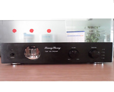 NEW XiangSheng 728A Vacuum Tube Preamplifier 12AT7 12AU7 6Z4 pre amplifier