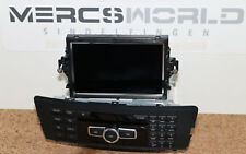 MERCEDES Comand Online DVD APS NTG 4.7 ML monitor navigazione w166 Classe M