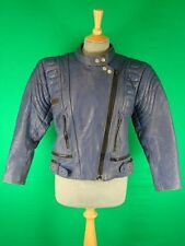 Leather 1980s Vintage Coats & Jackets for Women