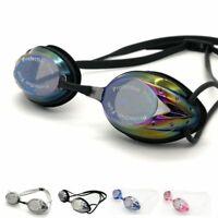 Swimming Goggles Anti-fog UV Protect Waterproof Adjustable Swim Glasses Unisex