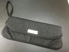 Hermoso Negro Embrague Bag de Star por julienmacdonald @ Debenhams