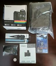 POLAROID 18MP Digital Camera/WiFi ie1527W Complete Kit Lots of extras NEW
