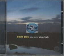 David Gray A New Day At Midnight CD ALBUM