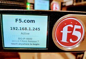 F5 Networks Big-IP i4600