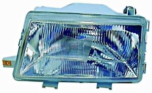 Headlight Front Lamp LEFT Fits RENAULT 11 9 Alliance Encore Sedan 1987-1990