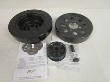 Steeda Mustang Underdrive Pulleys (Mid 01-04 GT)  701-0003