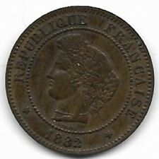 5 cmes Cérès 1882A sup