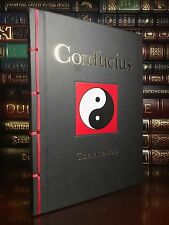 The Analects of Confucius Brand New Deluxe Special Binding Hardcover Collectible