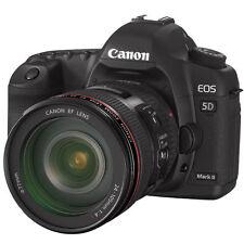 Canon EOS 5D Mark II 21.1MP Digital SLR Camera  Full Working Order.