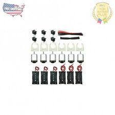 6 Set Dc Motor Hobby Electric Motors Small Mini Toy 15v 3v Batteries 24000rpm